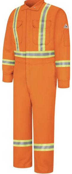 Orange - Front View
