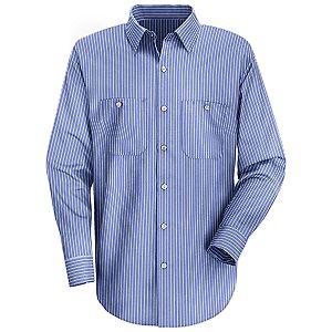 GM Blue/White Stripe