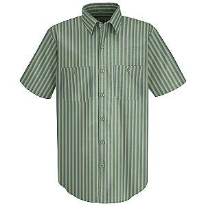 Green/Khaki Stripe