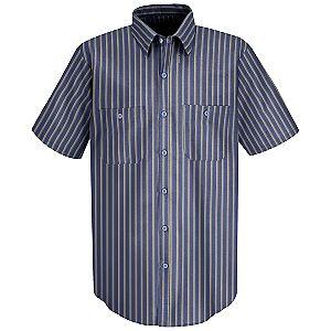 Navy / Khaki Stripe