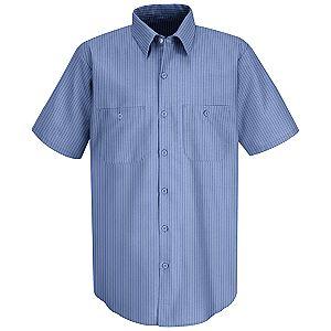 Med Blue/Lt Blue Twin Stripe