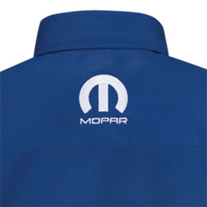 "Mopar ""Omega M"" on Center Back Yoke"