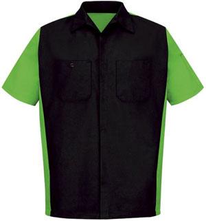 Black / Lime