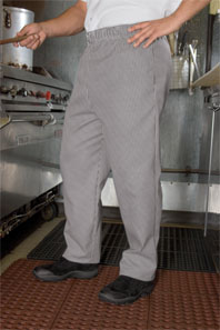 Blended Baggy Cook Pants