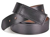 No Scratch 100% Leather Belt