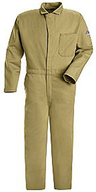 "Bulwark Excel-FRâ""¢ Flame Resistant Contractor Coverall"