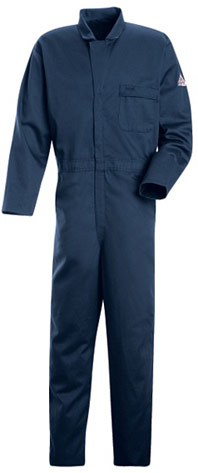 "Bulwark Excel-FRâ""¢  Flame Resistant Industrial Coverall"