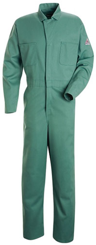 """Bulwark Excel-FRâ""""¢ Flame Resistant Gripper Front Coverall"""