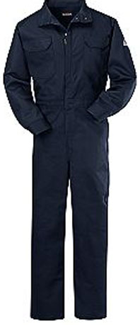 """Bulwark Excel-FRâ""""¢  Flame Resistant ComforTouchâ""""¢ 9 oz. Deluxe Coverall"""