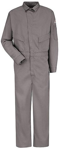 """Bulwark Excel-FRâ""""¢ ComforTouchâ""""¢ Flame Resistant 6oz. Deluxe Coverall"""