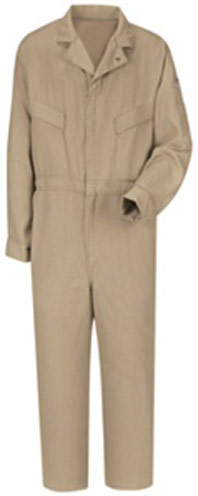 Bulwark Cool Touch® 2 Flame Resistant 5.8 oz. Deluxe Coverall