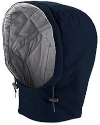 """Bulwark Excel-FRâ""""¢ 'Flame Resistant ComforTouchâ""""¢ Universal Fit Snap-On Insulated Hood"""