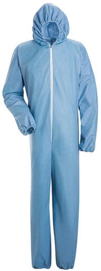 Bulwark Chemical Splash Flame Resistant Coverall - One Case 20 Pieces