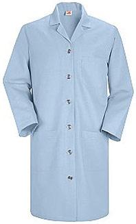 Women's Button Front Lab Coat