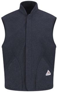 Bulwark Polartec® Flame Resistant Fleece Jacket Vest Liner