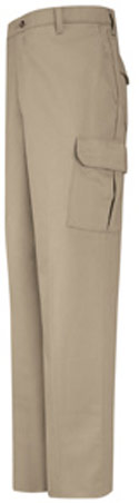 Men's Wrinkle Resistant Cotton Cargo Pant