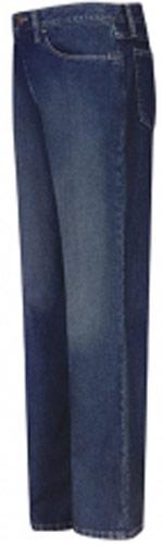 Bulwark Men's Excel FR® Straight Fit Sanded Denim Jean