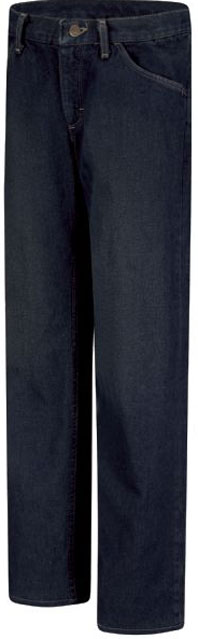 Bulwark Excel FR 12.5 oz. Women's Straight Fit Standard Denim Jean
