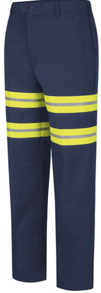 Enhanced Visibility Dura-Kap® Industrial Pant