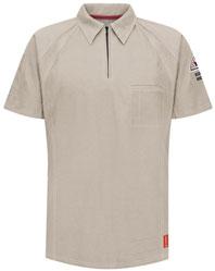 Bulwark FR iQ Short Sleeve Polo