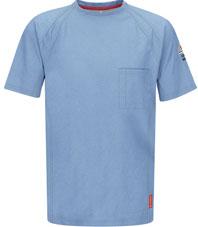 Bulwark FR iQ Short Sleeve Tee Shirt