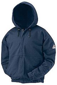 """Bulwark EXCEL-FRâ""""¢ Flame Resistant Zipper Front Sweatshirt"""