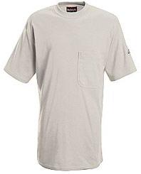 "Bulwark Excel-FRâ""¢ Flame Resistant Short Sleeve Tagless T-Shirt"