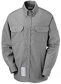 """Bulwark EXCEL-FRâ""""¢ Flame Resistant 7 oz. ComforTouchâ""""¢ Dress Uniform Shirt"""