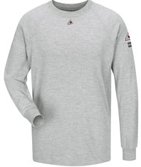 Bulwark Cool Touch® 3 Flame Resistant Long Sleeve Tee