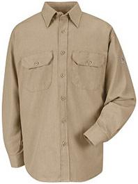 Bulwark  Cool Touch® 2 Flame Resistant Dress Uniform Shirt