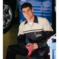 Chrysler Five Star Technician Long Sleeve Shirt
