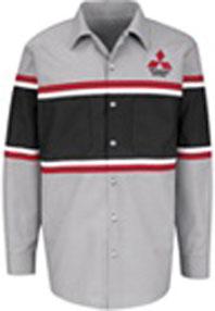 Mitsubishi Technician Long Sleeve Shirt