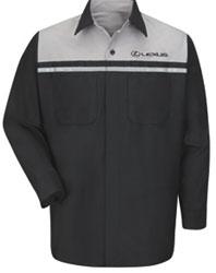 Lexus® Short Sleeve Technician Shirt