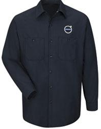 Volvo Personal Service Tech. Long Sleeve Shirt