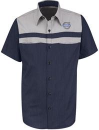 Volvo Technician Short Sleeve Shirt