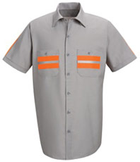 Men's Enhanced Visibility Shirt