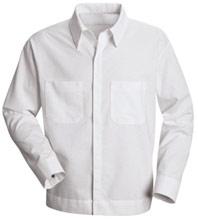 Button Front Shirt Jacket