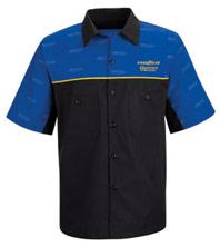 Men's Goodyear Automotive Care Short Sleeve Shirt
