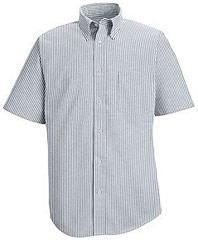 Men's Executive Button-Down Short Sleeve Shirt