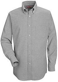 Men's Executive Button-Down Long Sleeve Shirt