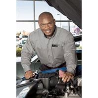 Lincoln Mercury Technician Long Sleeve Shirt
