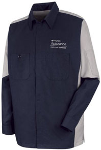Hyundai Assurance Car Care Express Tech Long Sleeve Shirt