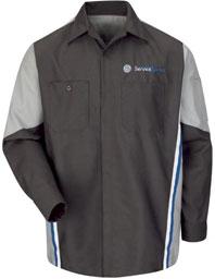 Volkswagen Express Technician Long Sleeve Shirt