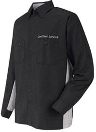 GM Certified Technician Long Sleeve Shirt