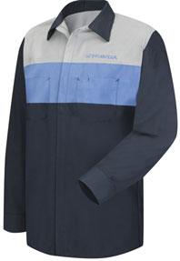 Honda Technician Long Sleeve Shirt