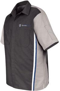 Volkswagen Express Technician Short Sleeve Shirt