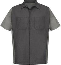 Audi® Short Sleeve Technician Shirt