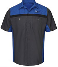 Subaru Technician Short Sleeve Shirt SY24SU