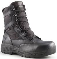 8'' Duty Soft Toe Waterproof Side Zip