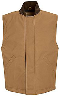 Red Kap Insulated Duck Vest